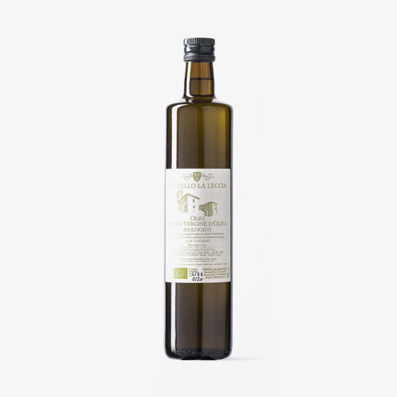 Olio Extra vergine di Oliva BIO 0,5l
